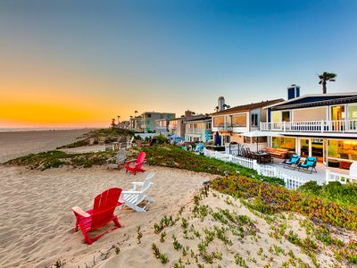 Photo for 25% OFF SEP - Waterfront Beach Home w/ Amazing Views, Jacuzzi + Deck
