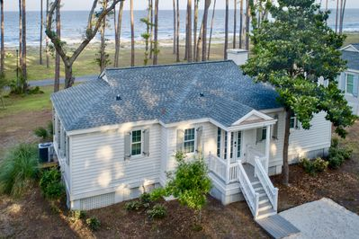 The incomparable Water Oak Cottage, a DRG Coastal Collection property.