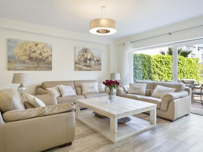 Photo for Deluxe 5 bedroom townhouse located in the Centre of Sitges with Fantastic Pool