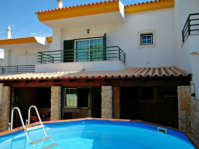 Photo for House 559 m from the center of Albufeira with Internet, Pool, Air conditioning, Balcony (516517)