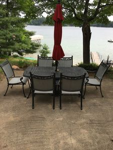Relax by the lake on your next vacation. 2020 vacations available!!