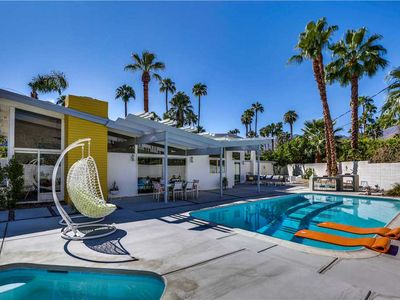 Photo for West Facing Butterfly Alexander on Cul-de-sac in desirable Twin Palms Estates.
