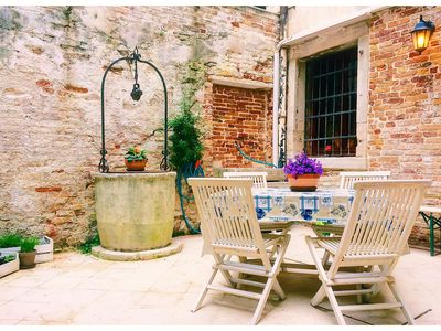 Photo for XVI Century Old Characteristic City Central Courtyard (2 Bedrooms | 2 Bath)