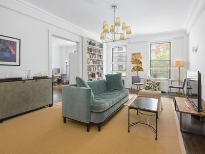 Photo for Large, fully furnished Upper West Side 2bdrm with washer & dryer. Grt location!