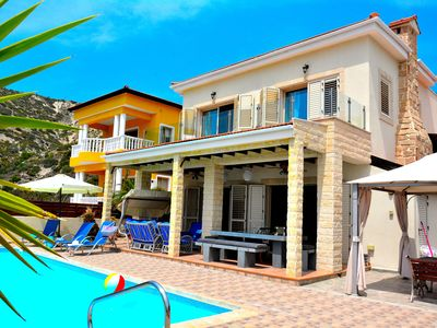 Photo for VILLA OCEAN BREEZE - IMMACULATELY PRESENTED   LUXURY VILLA WITH HEATED POOL