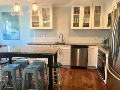Photo for FULLY RENOVATED IN 2017--CLOSE TO BEACH & BOARDWALK