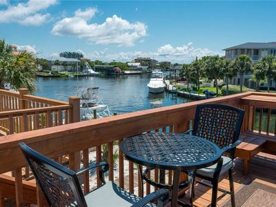 Photo for Gorgeous Townhome in Holiday Isle | Sleeps 10