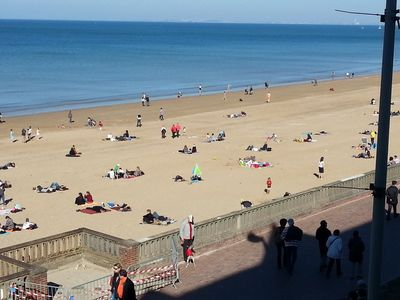 Photo for 1BR Apartment Vacation Rental in Cabourg, Normandie