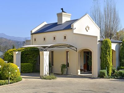 Photo for 1BR Cottage Vacation Rental in Franschhoek, WC