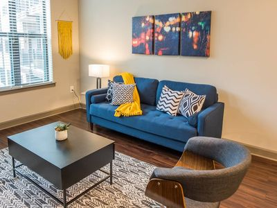 Photo for Luxurious 1BR Apt near Atlantic Station