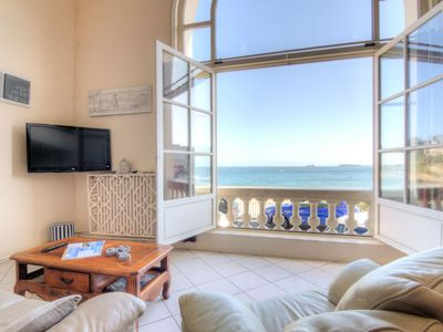 Photo for Apartment La Plage in Dinard - 8 persons, 4 bedrooms