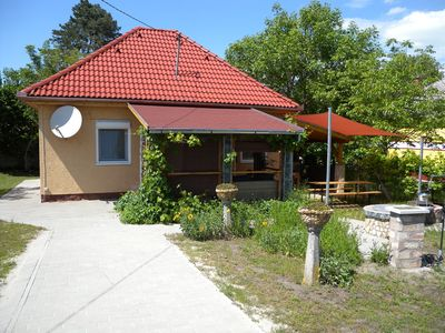 Holiday house only 200 m from the beach