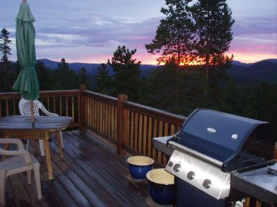 Photo for Canyon House @ Trails End - Secluded Wilderness Lodging -