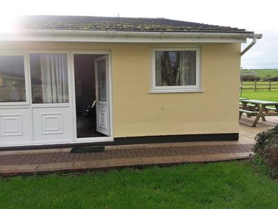 Photo for Comfortable holiday bungalow located in  beautiful Pembrokeshire National Park
