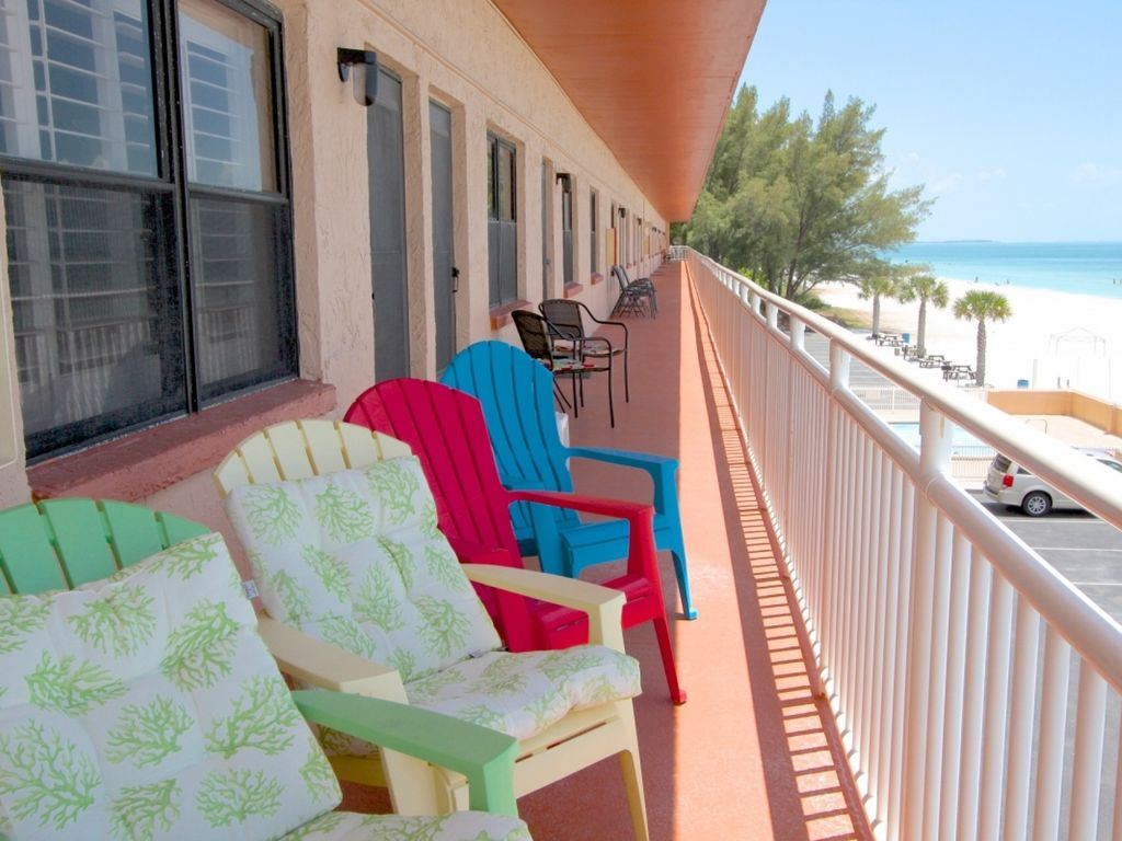 Corner Unit Directly on a Quiet and Private Section of Sunset Beach with an Awesome View!