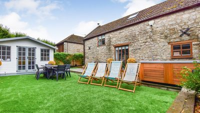 Photo for Stable Cottage, Sleeps 4+2, Avon Farm Cottages, Hot Tub