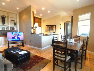 Two-Master Suites , A/C, Highly upgraded, Blks to Beach,  Bikes, Very Clean