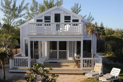 Sea Coral Cottage From Ocean