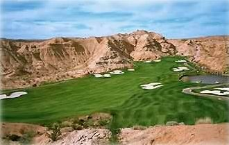 Luxury and Views at Wolf Creek Golf Course