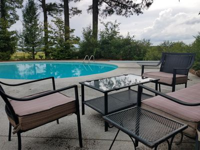 Photo for Poolside Paradise golf retreat