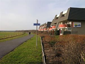 Photo for Quiet sunny holiday flat, on a Dutch island, wonderful view, near the beach