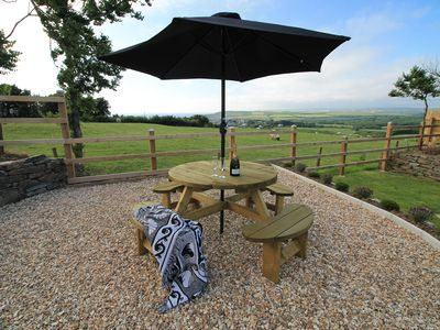 Photo for NEW THIS SEASON! Sea View Barn stunning views over Widemouth Bay