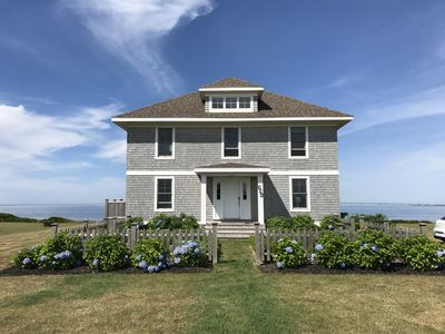 Photo for Perfect oceanfront beach house on PEI's south shore