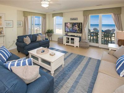 Photo for B106 Sandy Bottoms: 3 BR / 3 BA condominium in Virginia Beach, Sleeps 8