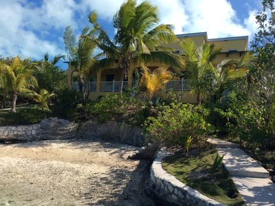 Photo for Stunning Beach Property on Moriah Harbour with Boat Dock & Breathtaking Views