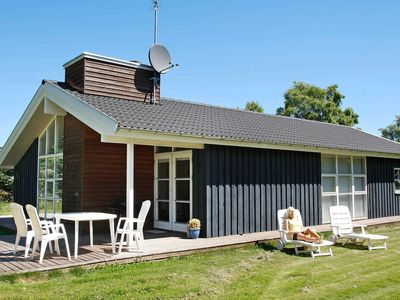 Photo for Serene Holiday Home in Hals with Private Whirlpool