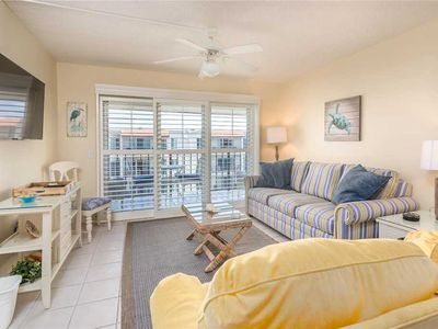 Photo for Golden Isles Spacious and Beachfront Condominium Great for Small Families! Beach Access