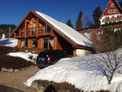 Photo for Nice chalet in the mountains high vosges (xonrupt-longemer)