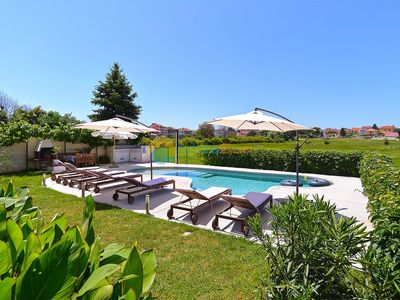 Photo for Apartment 31/38 (Istria - Valbandon), Romantic accommodation, 600m from the beach