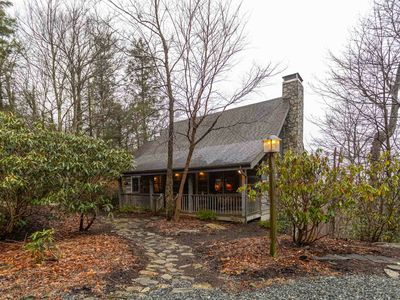 Photo for Scarborough Fair - Between Boone & Banner Elk - Hot Tub - Screened In Porch - Pet Friendly
