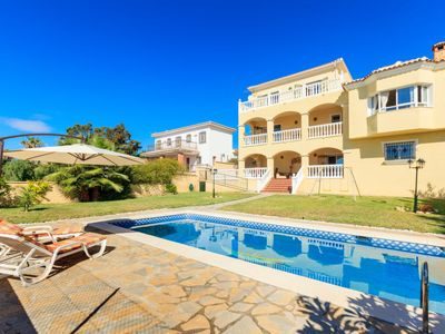Photo for 5 bedroom Villa, sleeps 12 in Rincón de la Victoria with Pool, Air Con and WiFi
