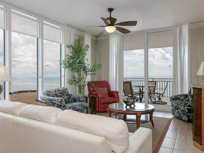 Photo for The Colonnades #1501: 4 BR / 4 BA condo in Gulf Shores, Sleeps 10
