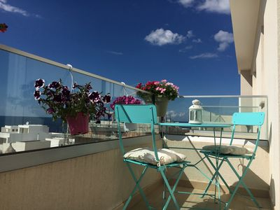 Photo for Teti Holiday Home is a newly built apartment a few steps from the sea.