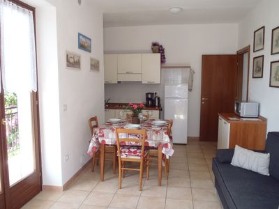 Photo for Casa Stefano n. 2  - spectacular lake view - parking - WIFI free
