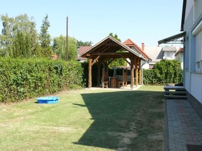 Photo for Vacation home Balaton H469 in Balatonmariafurdo - 4 persons, 2 bedrooms