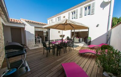 Photo for Le Bois Plage En Re: New charming house in the heart of the Ile de Re