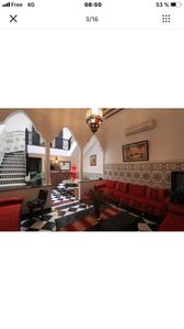 Photo for Very nice spacious Riad in Marrakech, wifi and pools