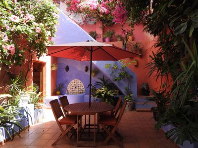 Photo for Luxurious, Spacious Yet Homely Town House in Central Nerja