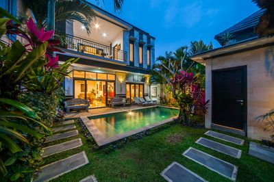 Hidden luxury Paddy's View Canggu