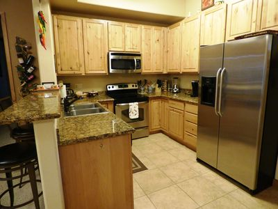 Photo for Peace of the River - This Beautiful Riverside 2 Bedroom Condo will ZEN you out!