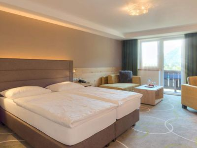 Photo for Double room xlarge for single use B & B HOT RATE - Hotel Gut Brandlhof