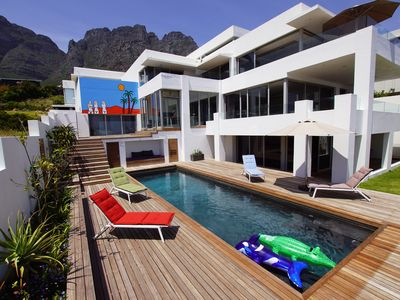 Photo for The Baules Camps Bay, Spectacular Luxury Villa