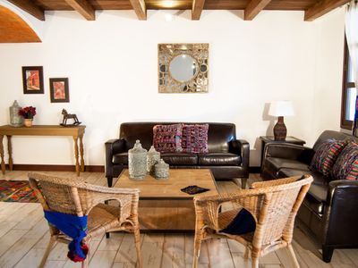 Photo for 2BR Villa Vacation Rental in Antigua Guatemala, Sacatepequez