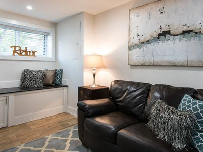 Photo for Centrally Located, Great Neighborhood, Family-Friendly 2 BR
