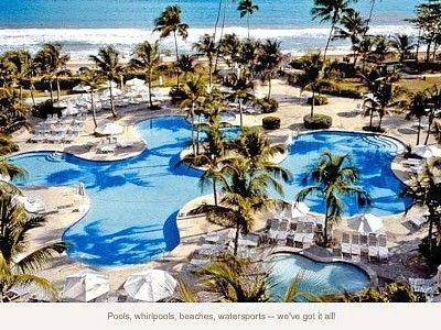 Pools, jacuzzis, beaches, watersports - we've got it all !