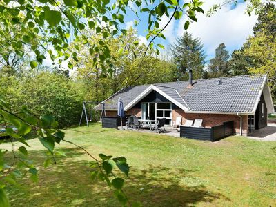Photo for Spacious Holiday Home in Henne With Swimmimg Pool